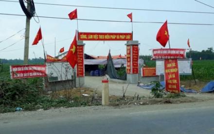 14 cựu cán bộ liên quan đến sai phạm đất đai tại xã Đồng Tâm: Chuẩn bị hầu tòa