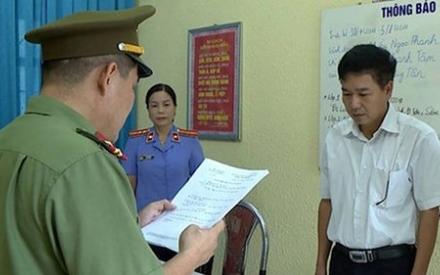 Nóng: Một thiếu tá công an tỉnh bị tước danh hiệu trong vụ gian lận điểm thi ở Sơn La