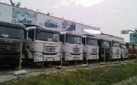 Cuối năm, xe Trung Quốc nhập ồ ạt vào Việt Nam thay xe Hàn, Ấn giảm mạnh
