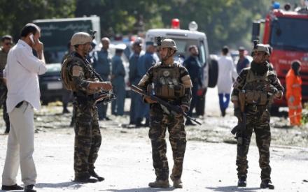 Đánh bom kinh hoàng tại Afghanistan, 24 người người thiệt mạng