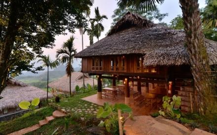 Thanh Hóa: Xử phạt và đình chỉ hoạt động của Khu du lịch Pù Luông Retreat