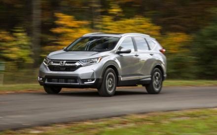 Honda CR-V 2018 có gì đặc biệt?