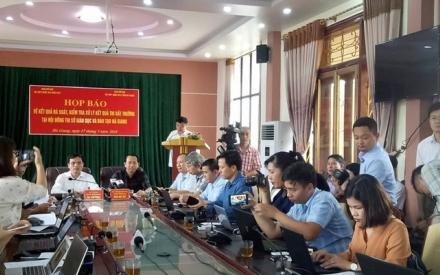 Tâm điểm dư luận: 'Virus' nâng điểm ở Hà Giang lan sang Sơn La và Lạng Sơn