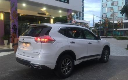Nissan X-Trail V-Series bất ngờ lộ diện trước ngày ra mắt