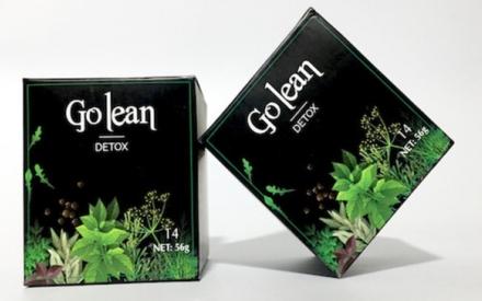 Thực phẩm bảo vệ sức khỏe Go Lean Detox tiếp tục bị buộc thu hồi và tiêu huỷ vì chứa chất cấm gây bệnh tim mạch
