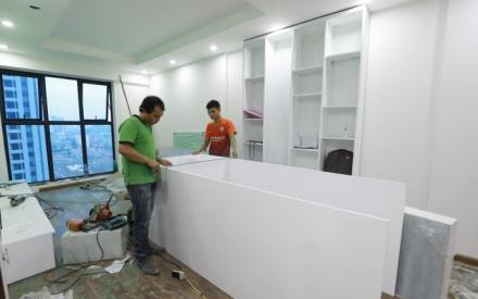 Bất động sản Tây Hà Nội:  Đẩy mạnh chất lượng công trình, bàn giao căn hộ