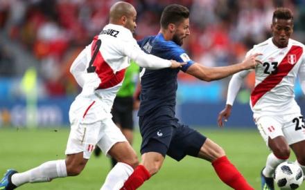 Pháp 1-0 Peru: Khoảnh khắc của ngôi sao