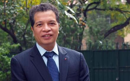 Đại sứ Việt Nam tại Trung Quốc chia sẻ mục tiêu ngoại giao 2018