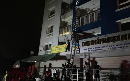 Thời sự 9h ngày 23/3/2018: 13 người thiệt mạng do cháy chung cư ở TP Hồ Chí Minh