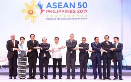 Lãnh đạo ASEAN nhấn mạnh tăng cường hợp tác biển