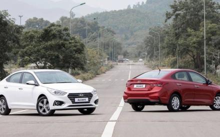 Bảng giá xe Hyundai tháng 7/2018: Accent 1.4 AT bản đặc biệt giá 540 triệu đồng