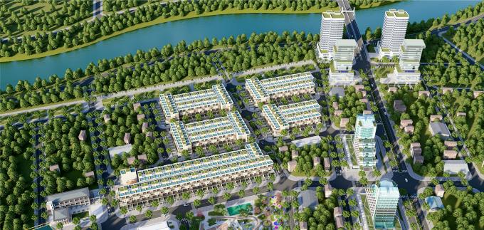 Bất động sản Nam Đà Nẵng giải quyết bài toán sụt giảm nguồn cung đất nền