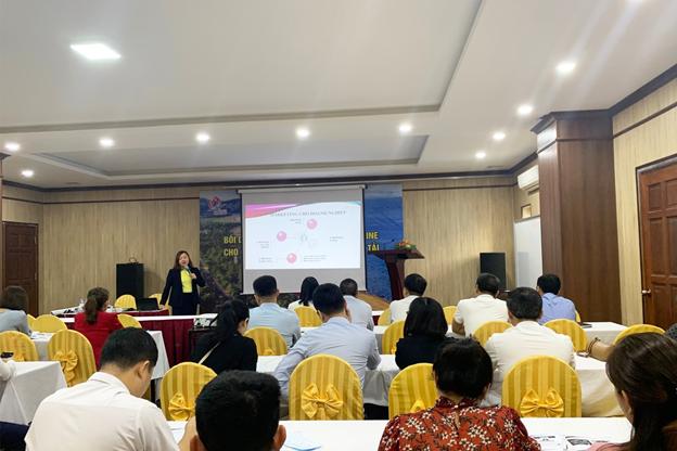 Hành trình từ giảng đường đến nữ CEO marketing hàng đầu tại miền Trung