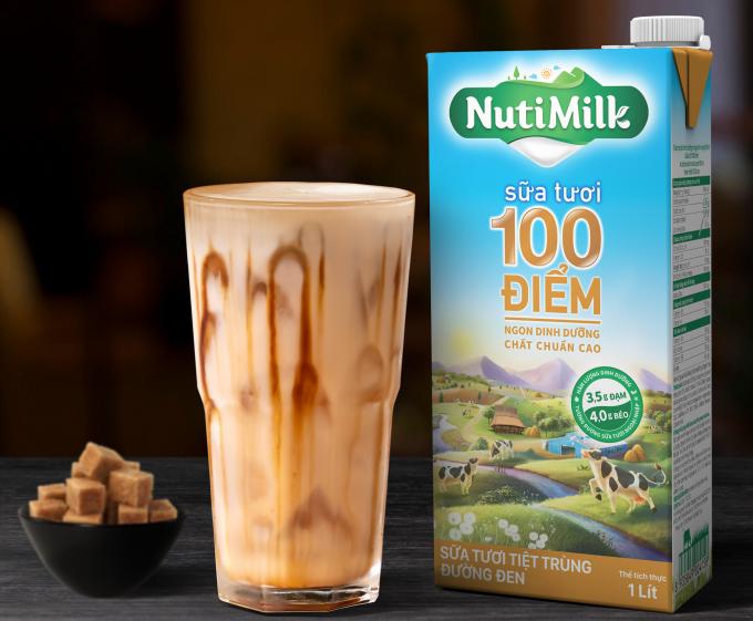 NutiFood chính thức ra mắt thương hiệu NutiMilk, dòng sản phẩm chất lượng cao chuẩn thế giới