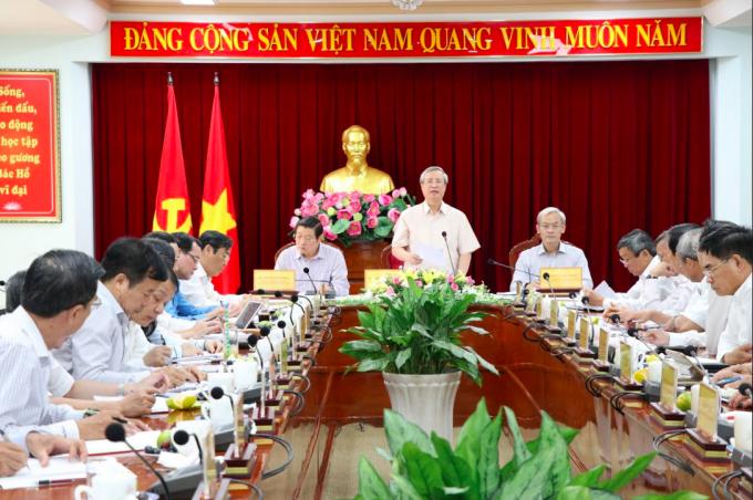 Tỉnh ủy Đồng Nai cần siết chặt lại đội ngũ, tăng cường sự đoàn kết