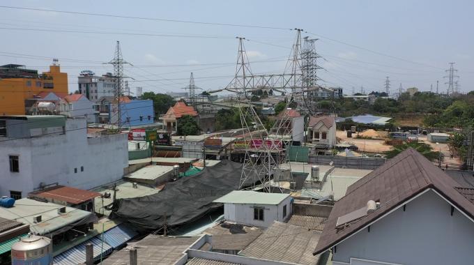 Vấn nạn vi phạm hành lang an toàn lưới điện ở TP Biên Hoà bao giờ mới dứt?