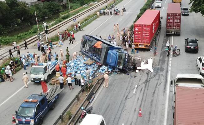 Tai nạn giao thông làm 2.667 người chết trong 5 tháng đầu năm