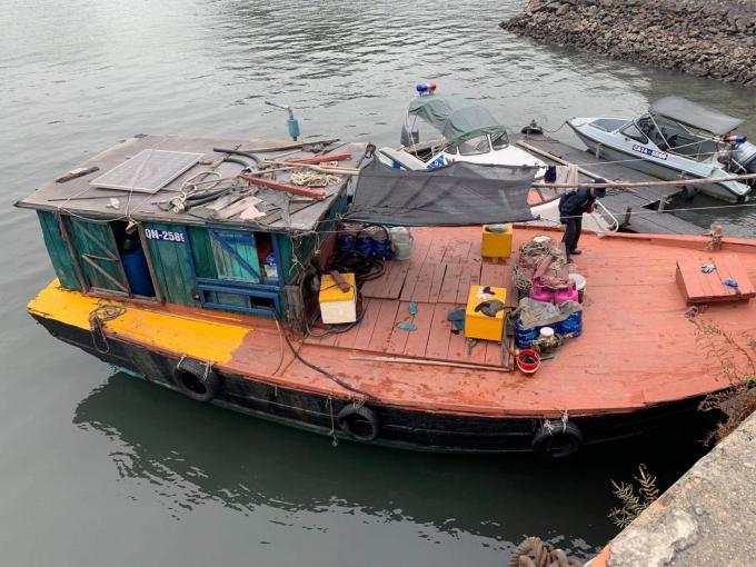 Quảng Ninh: Bắt giữ hơn 4.000 lít dầu Diezel ko rõ nguồn gốc