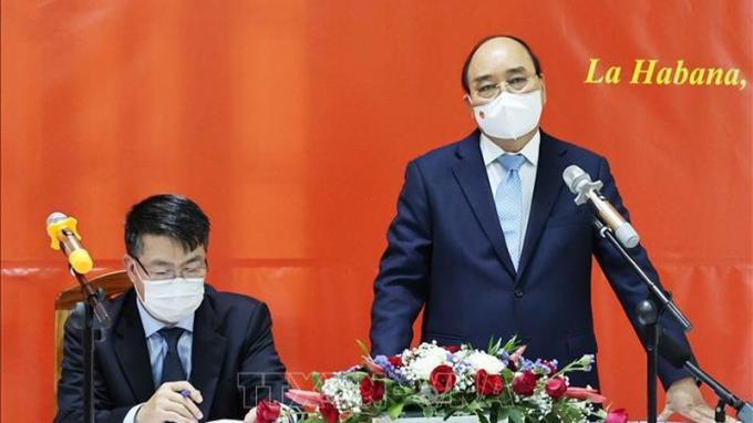 Cuba cung cấp vaccine và chuyển giao công nghệ sản xuất vaccine chống COVID-19 tại Việt Nam