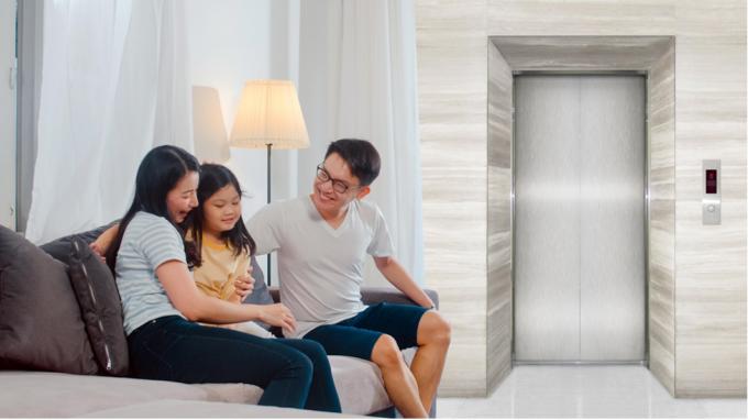 Các bước tiến hành mua thang máy gia đình