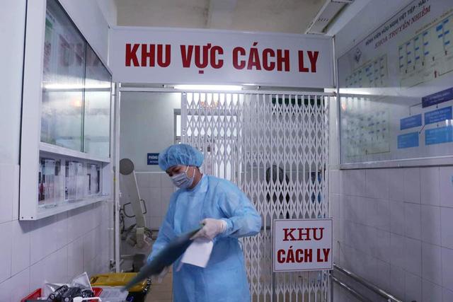 Hưng Yên: Một nữ phụ hồ mắc COVID-19, rà soát được 12 F1