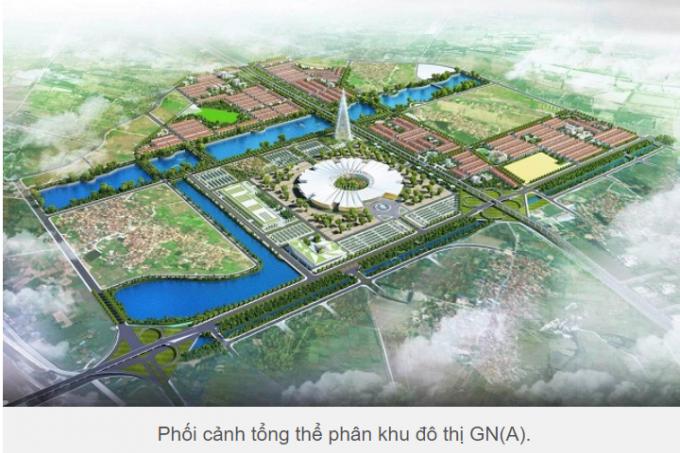Quy hoạch phân khu đô thị GN(A): Cơ hội phát triển đô thị Bắc sông Hồng