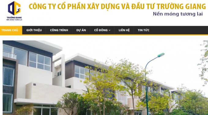Công ty Trường Giang bị xử phạt về thuế