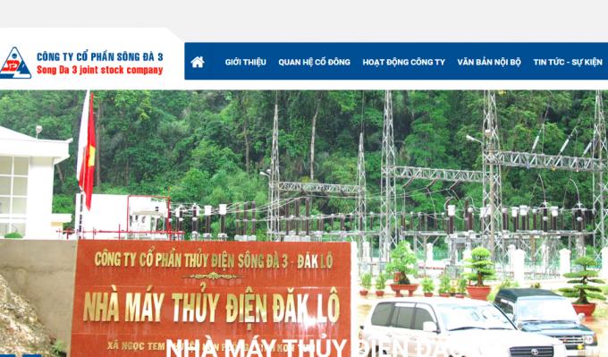 Công ty cổ phần Sông Đà 3 bị xử phạt 85 triệu đồng