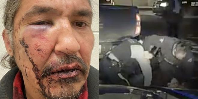 [Clip]: Cảnh sát bắt thủ lĩnh thổ dân gây rúng động Canada