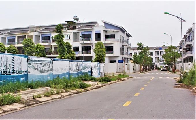 Quận Nam Từ Liêm thừa nhận nhiều vi phạm tại KĐT Xuân Phương - Tasco Forrresa Villa