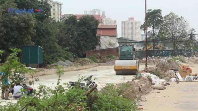 Dự án BT đường 2,5 chậm tiến độ: Công ty Hoàng Hà năng lực khoẻ hay yếu?