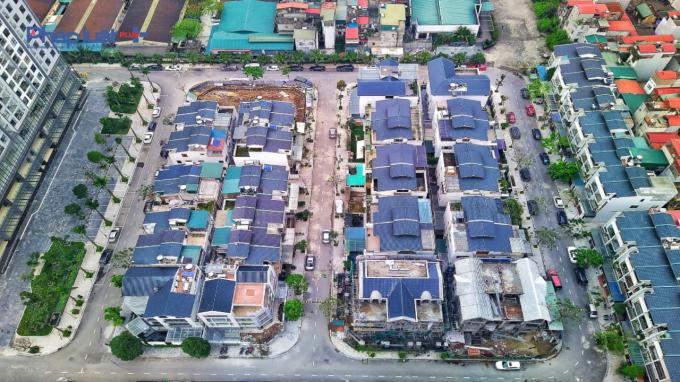 Chủ đầu tư dự án Green Pearl 378 Minh Khai bị xử phạt vì xây dựng sai phép