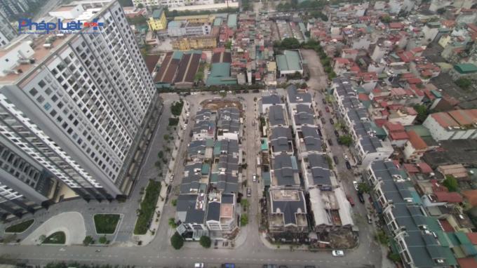 Dự án Green Pearl 378 Minh Khai: Diện tích cây xanh giảm, GPXD cấp trái thẩm quyền