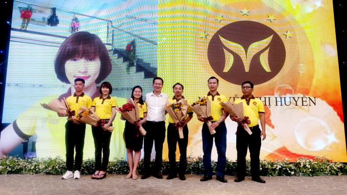 Vinh danh các cá nhân xuất sắc của Trung tâm huấn luyện Nha Trang và Phú Thọ