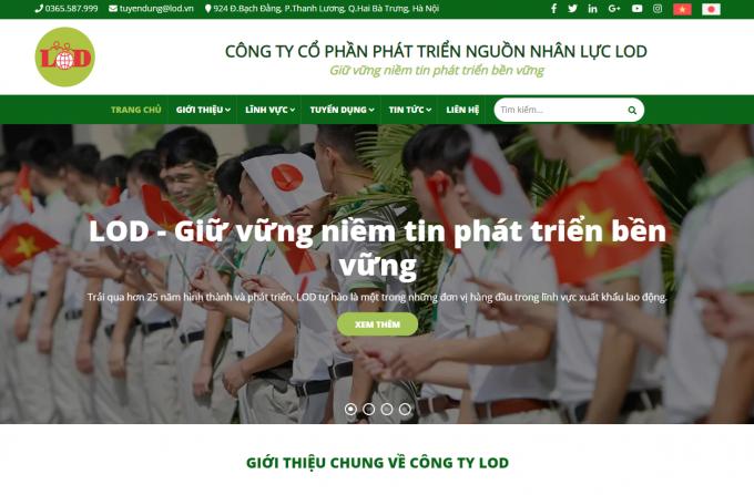 TP Hà Nội dừng triển khai dự án BT của một doanh nghiệp chuyên xuất khẩu lao động