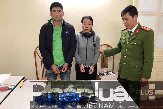Sơn La: Triệt phá 2 chuyên án ma túy, thu giữ 10 bánh heroin cùng súng K59