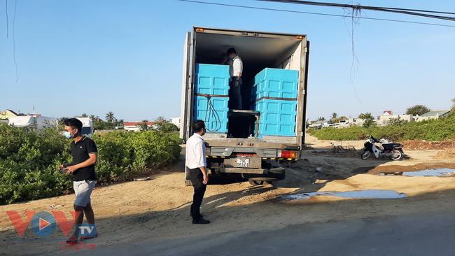 Hải Sản Linh Phát bị phạt 8,5 triệu đồng