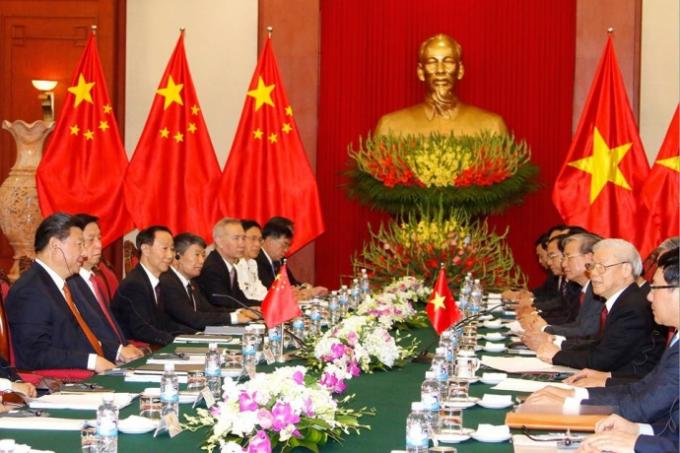 Quan hệ Việt – Trung được tăng cường theo ba phương hướng
