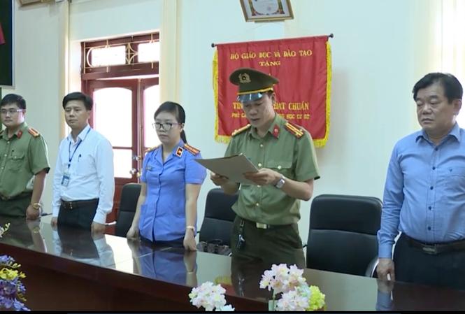 Lời khai bất nhất của Giám đốc Sở GD&ĐT Sơn La trong vụ việc gian lận mua điểm tiền tỷ