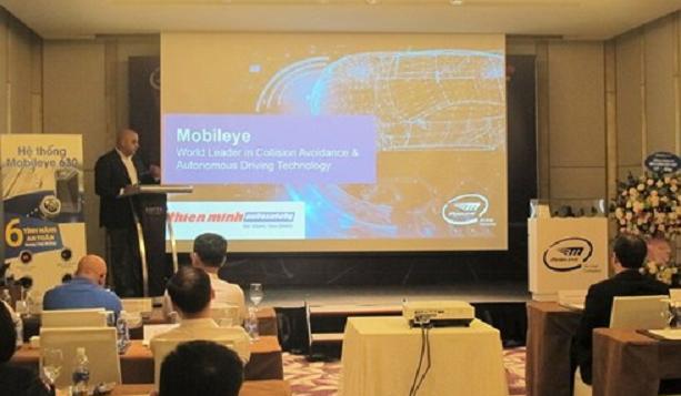 Ra mắt sản phẩm hỗ trợ lái xe tiên tiến tại Việt Nam