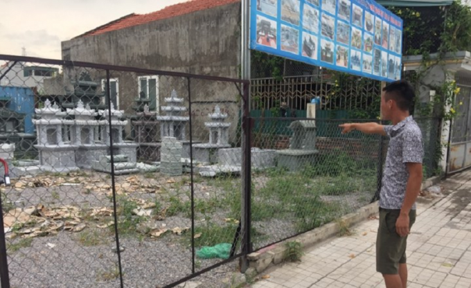Quảng Ninh: Bị nhóm người lạ đến chiếm đất, gia đình cựu chiến binh kêu cứu?