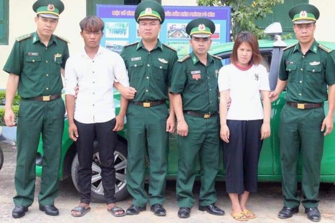 Bắt giữ nhóm đối tượng buôn bán trẻ em sơ sinh qua biên giới