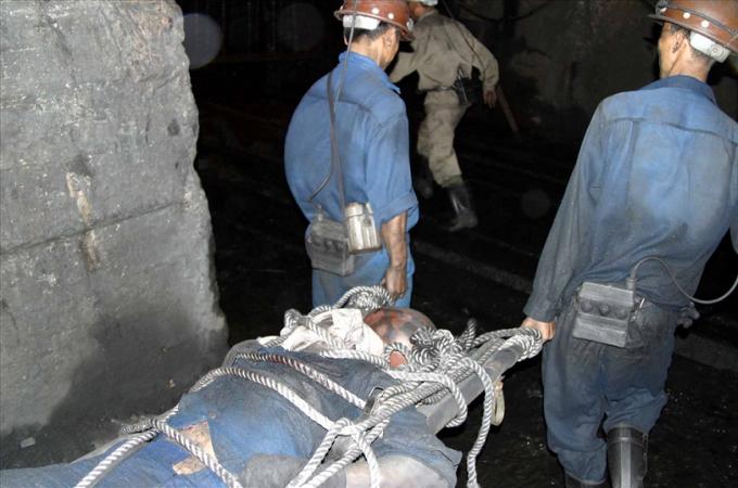 Một công nhân công ty than Uông Bí tử vong do điện giật