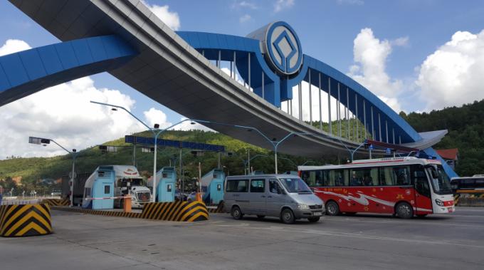 Quảng Ninh: Trạm thu phí tự động không dừng Đại Yên bắt đầu đi vào hoạt động