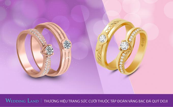 Hot nhất mùa Valentine 2020: Độc lạ trang sức và quà tặng vàng từ DOJI