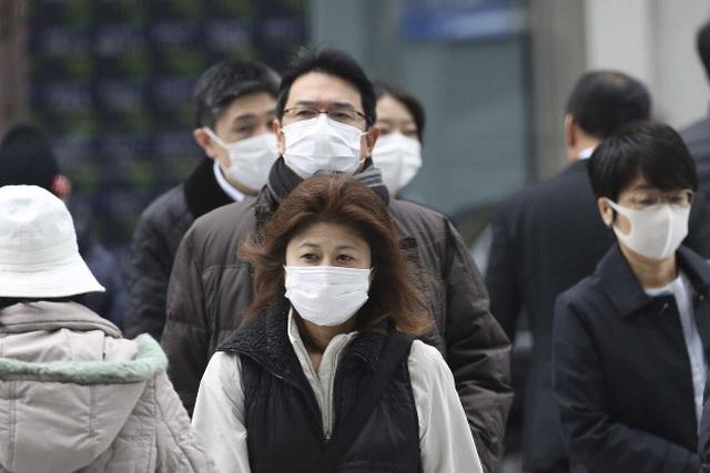 Thông tin mới nhất về số ca nhiễm virus corona tại Nhật Bản