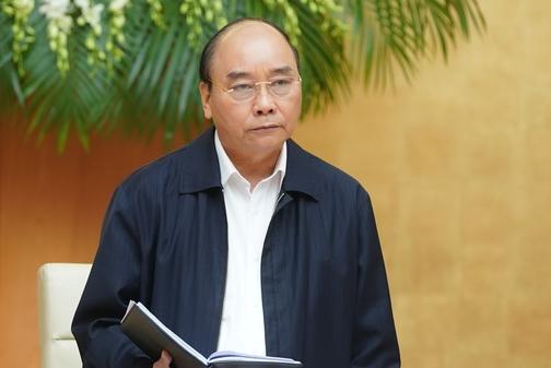"""Thủ tướng Nguyễn Xuân Phúc: Chỉ thị 16 vừa ban hành mang tính """"tiền khẩn cấp"""""""