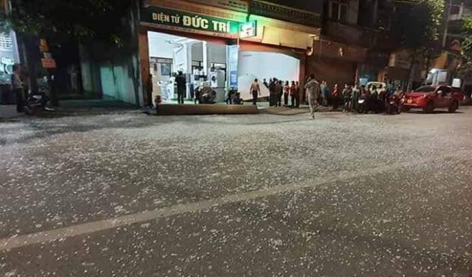 Quảng Ninh: Hai người nhập viện sau tiếng nổ lớn