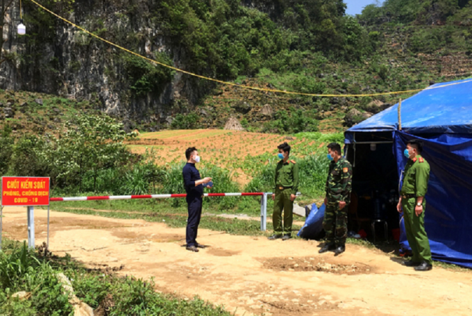Hà Giang: Dỡ bỏ lệnh phong tỏa thị trấn Đồng Văn sau chưa đầy 24h cách ly