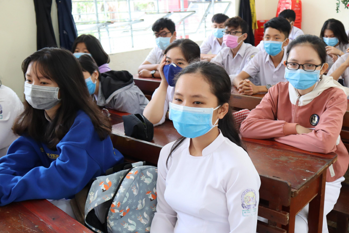 Gần 2 triệu học sinh tại Hà Nội sẽ đi học trở lại sau kỳ nghỉ lễ